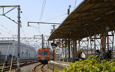 富士山駿河湾エリア観光PV岳南電車